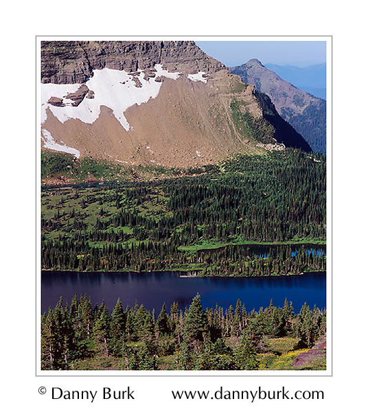 Picture: Hidden Lake, Glacier National Park, Montana