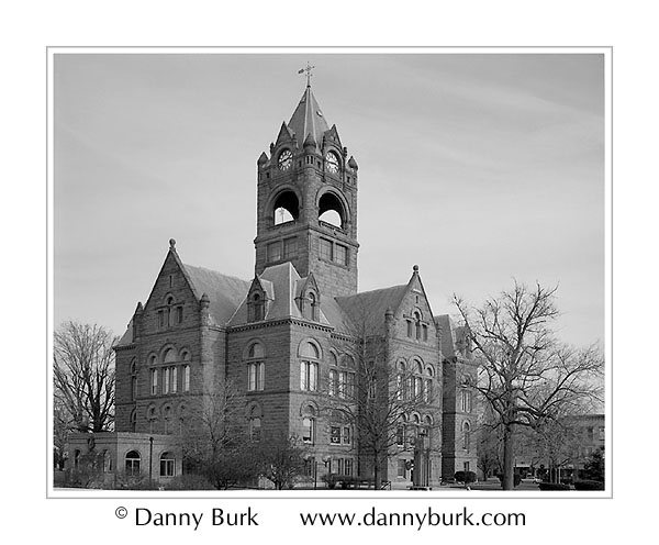 Picture: LaPorte County Courthouse, LaPorte, Indiana