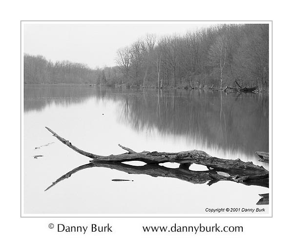 Picture: Worster Lake, Potato Creek State Park, Indiana