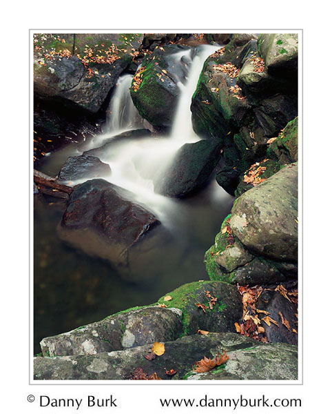 Picture: Waterfall, Tremont, Great Smoky Mountains National Park, Tennessee