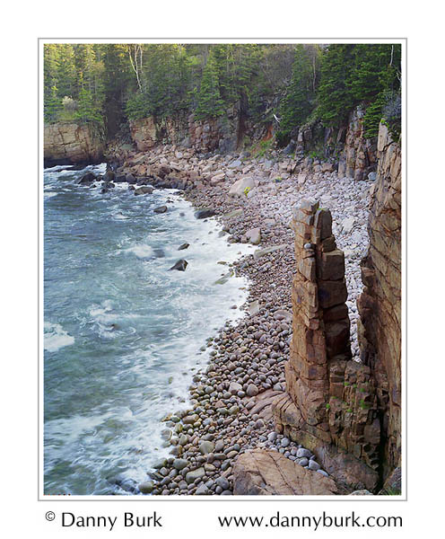 Picture: Monument Cove, Acadia National Park, Maine