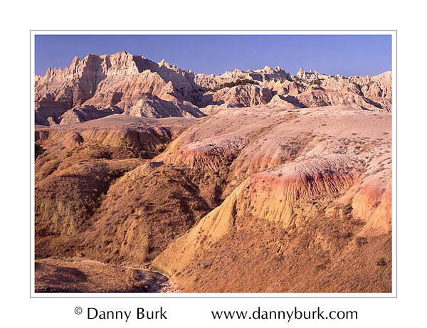 Picture: Near Pinnacles Overlook, Badlands National Park, South Dakota