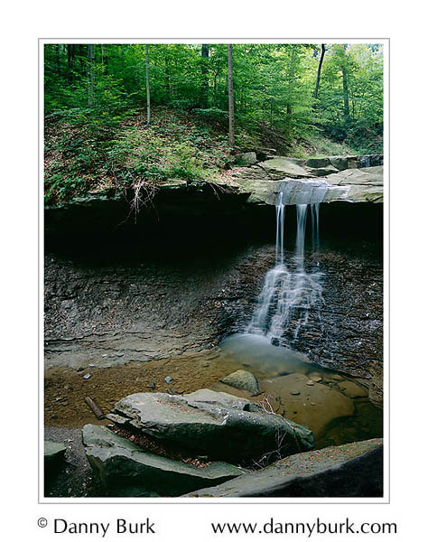 Picture: Blue Hen Falls, Cuyahoga Valley National Park, Ohio