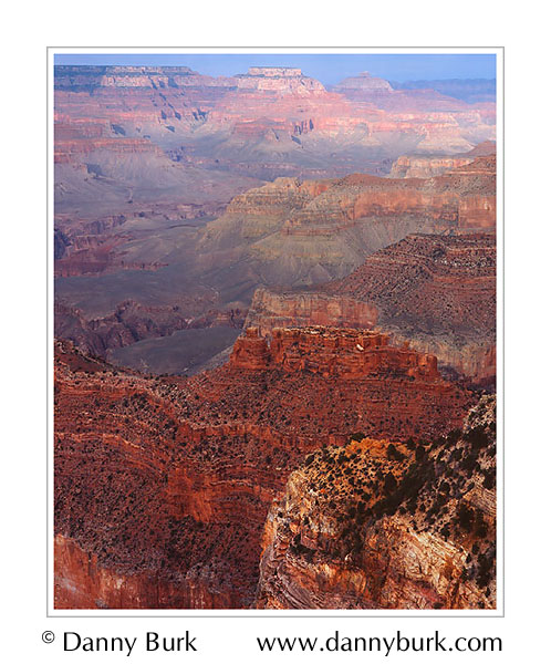 Picture: Sunset, Hopi Point, Grand Canyon National Park, Arizona