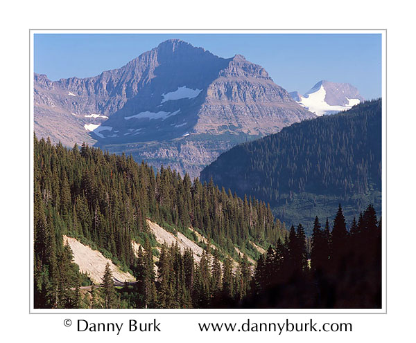 Picture: Going-to-the-Sun Mountain, Glacier National Park, Montana