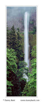 Picture: Multnomah Falls, Columbia River Gorge, Oregon