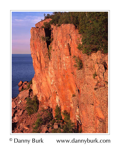 Picture: Palisade Head, Tettegouche State Park, Minnesota