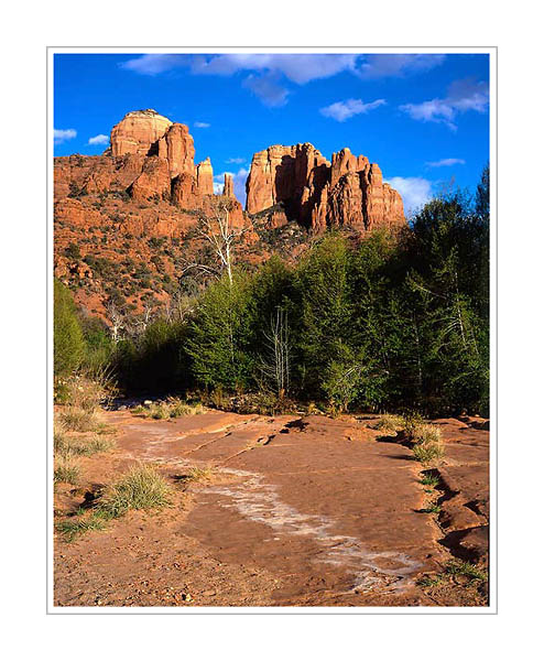Picture: Cathedral Rocks, Oak Creek Canyon, Sedona, Arizona
