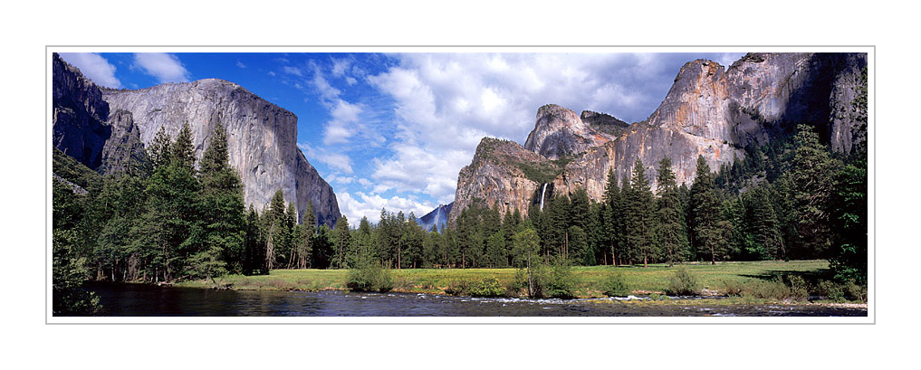 Picture: Yosemite Valley, Valley View, Yosemite National Park, California